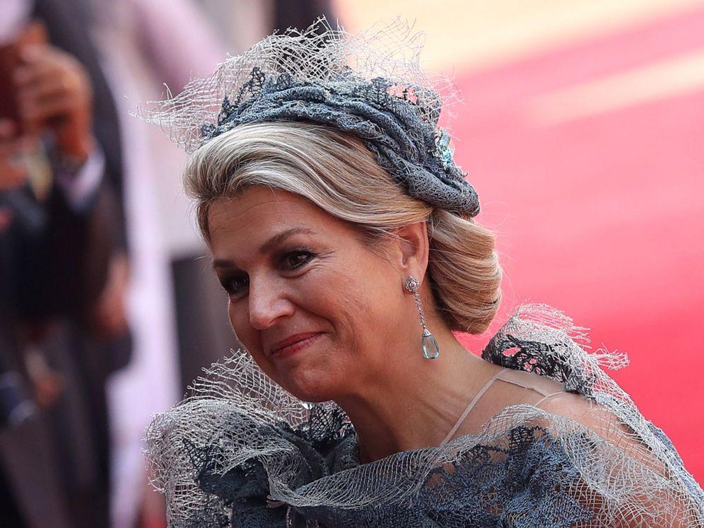 Foto: La reina Máxima, en una imagen reciente. (EFE)