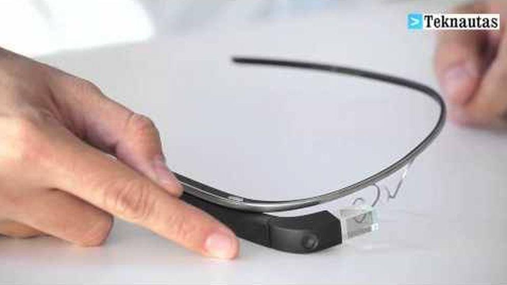 Teknautas prueba Google Glasses