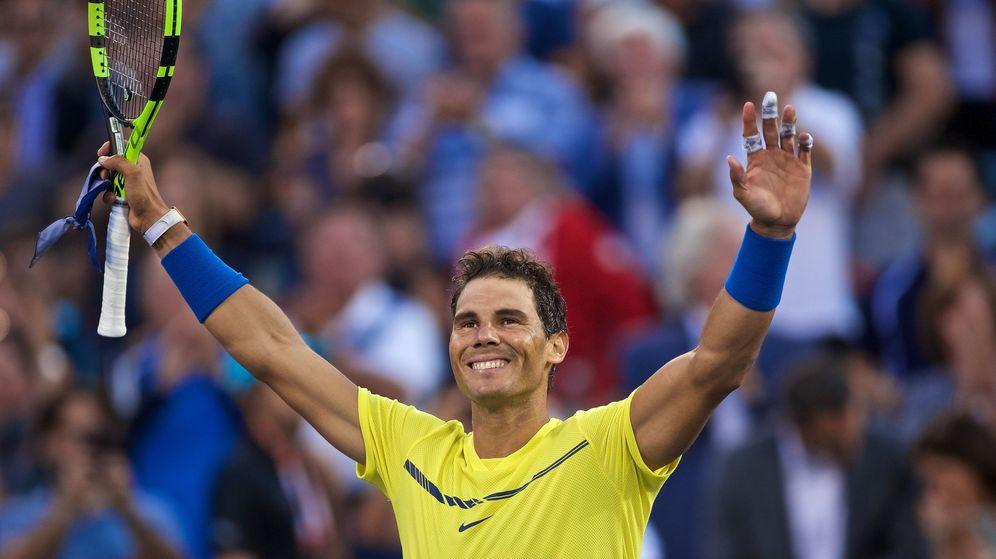 Foto: Nadal perdió en cuartos de final del Masters 1000 de Montreal, disputado la semana pasada. (EFE)