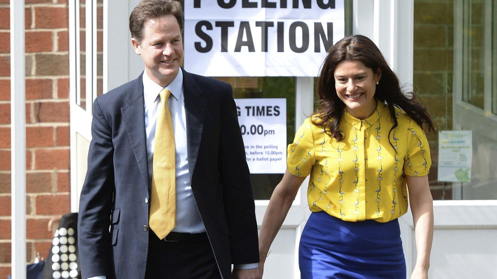 Alegato de la señora Clegg contra el PP