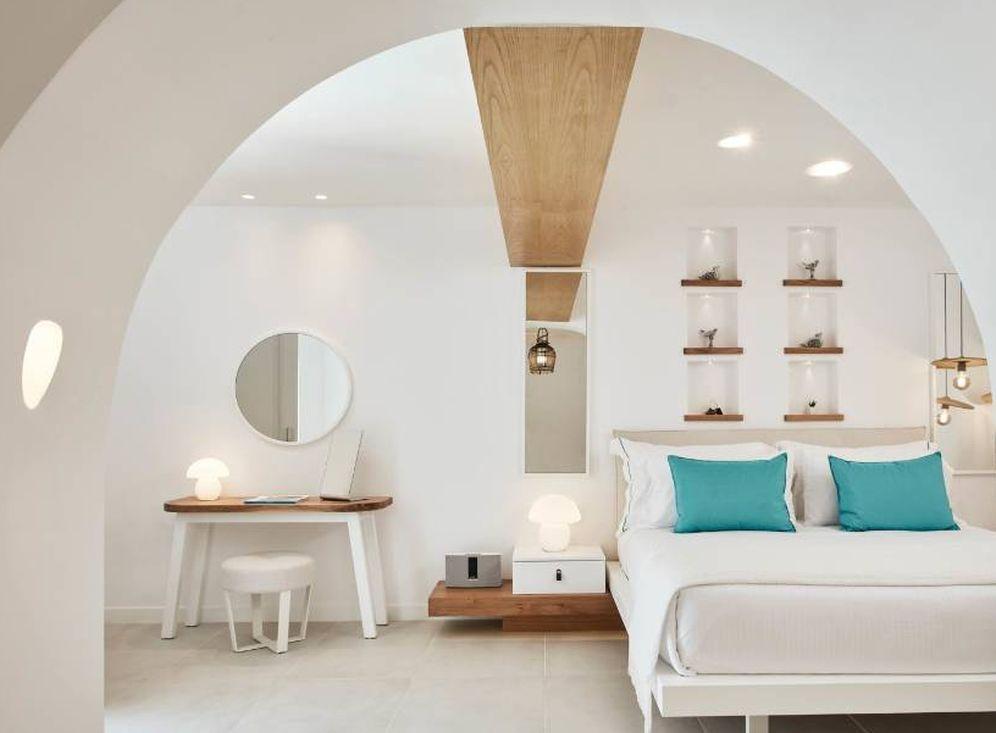 Foto: El Nikki Beach Resort & Spa, otra excusa para ir (o volver) a Santorini. (Cortesía)