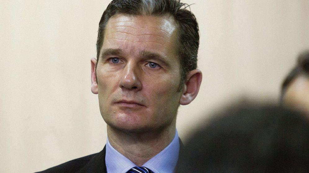 Foto: Iñaki Urdangarin, durante el juicio del caso Nóos. (Reuters)