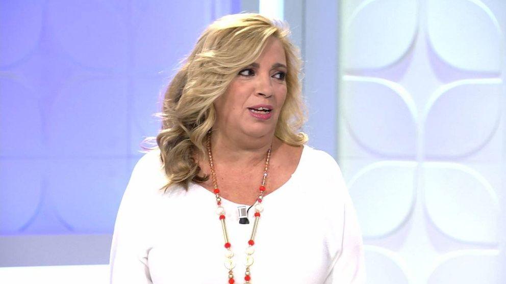 Carmen Borrego demuestra llevar la lección bien aprendida en 'MYHYV'