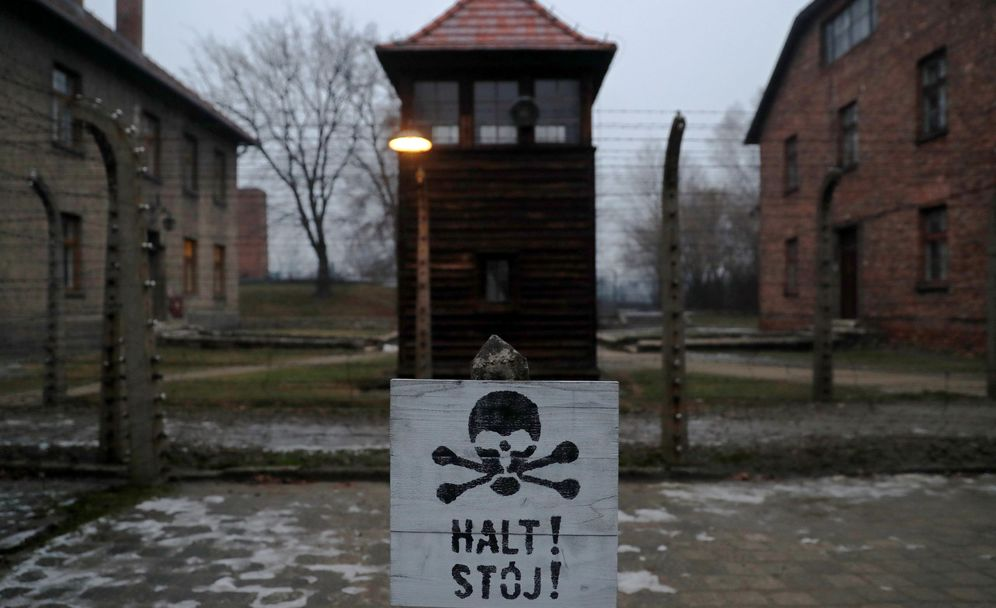 Foto: Campo de concentración de Auschwitz. (Reuters)