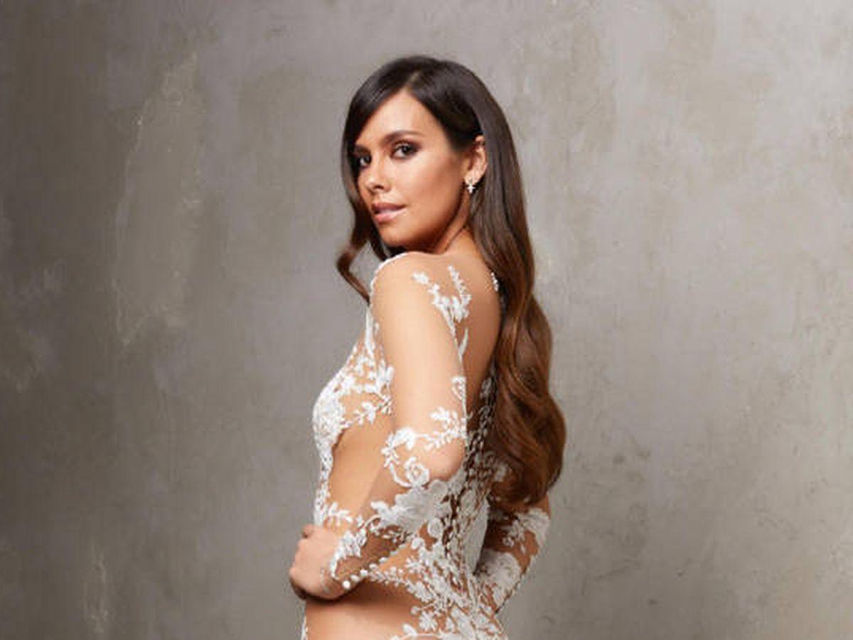 Foto: Cristina Pedroche, con su vestido de las campanadas 2018. (Antena 3)