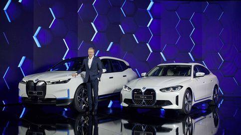 Nuevos BMW iX e i4, dos eléctricos a la venta antes de final de año
