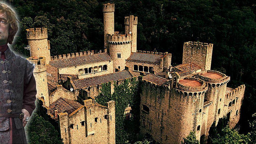 El castillo catalán que invadieron los nobles, los rusos y Tyrion Lannister