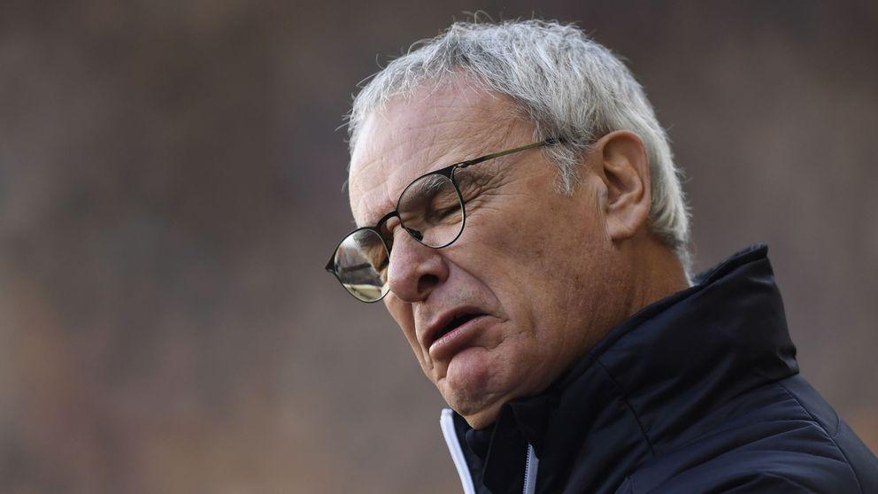 El Leicester destituye a Claudio Ranieri, su entrenador milagro