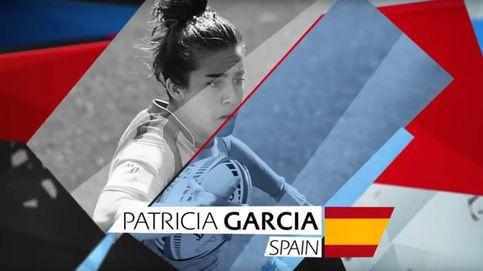 Patricia García, una española en el 'Dream Team' del rugby 7