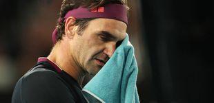 Post de La agonía de Federer: así se salvó de una eliminación segura en el Open de Australia