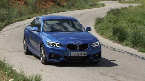 El divertido BMW 220d de consumo ajustado al que le 'faltan' puertas