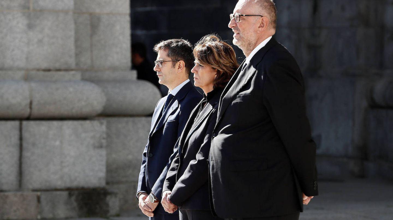 Dolores Delgado, ministra de Justicia.(Limited Pictures)
