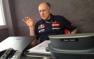 Si Sainz sigue así, pilotará un Toro Rosso en un test o unos libres