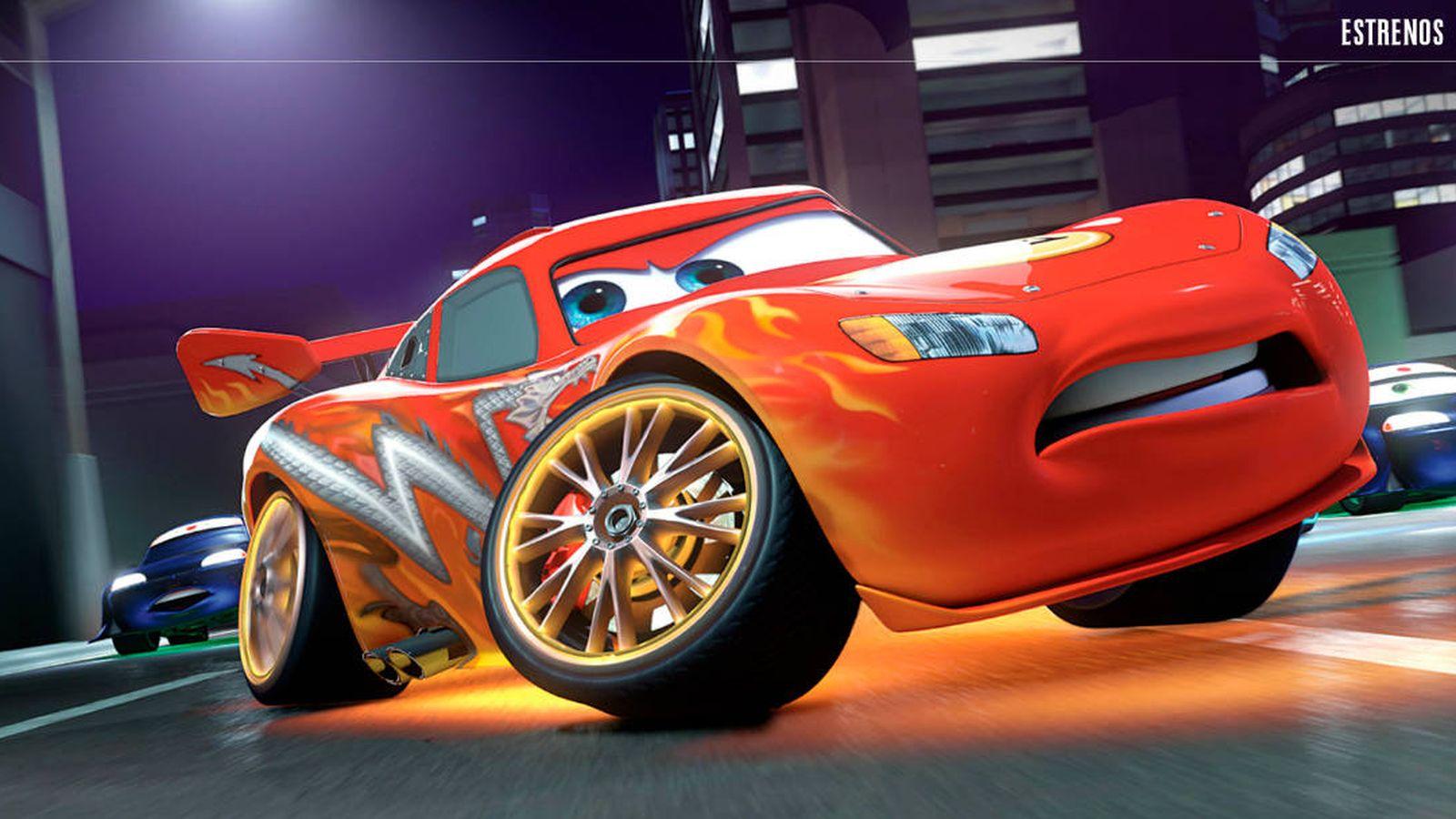 4ea89dc96777b Críticas de cine  Cars 3  Pixar firma una vez más otra (deslumbrante) mala  película