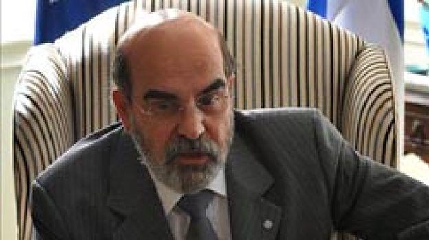 Foto: El presidente italiano felicita a Graziano da Silva por su elección en la FAO