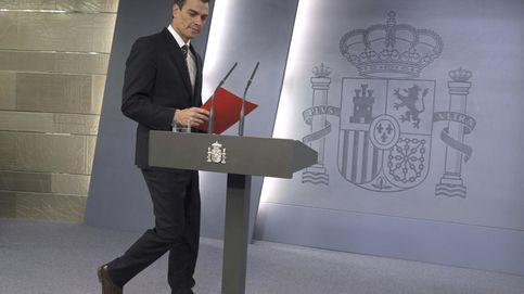 Siga en directo la rueda de prensa de Pedro Sánchez