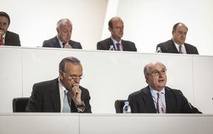 La junta de Repsol aprueba el blindaje contra Pemex