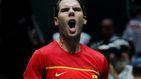 La 'doble' exhibición de Rafa Nadal y la nueva polémica en la Davis (horarios aparte)