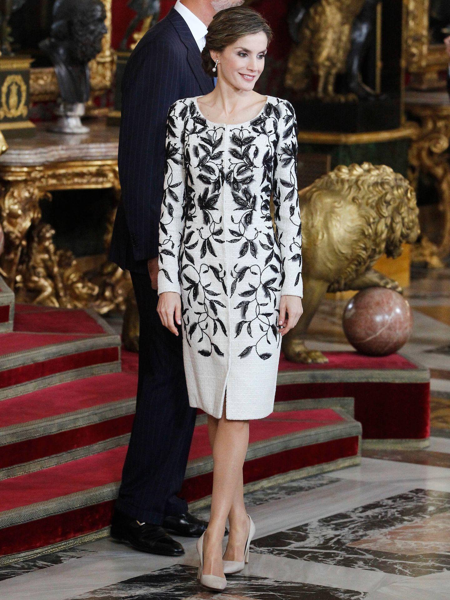 La Reina, de Varela en 2016. (LP)