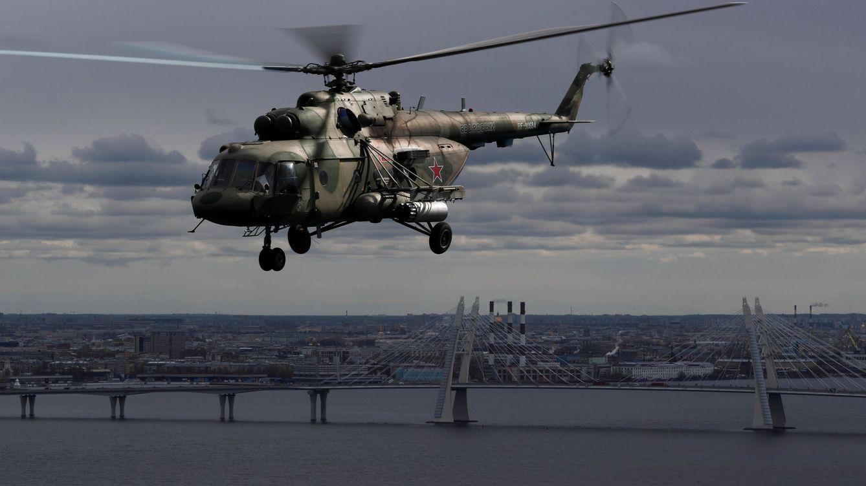 Cuatro muertos al estrellarse helicóptero MI-8 en el extremo oriente de Rusia