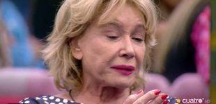 Post de 'GH VIP 7' lleva al límite a Mila, al borde del abandono con ataques de ansiedad