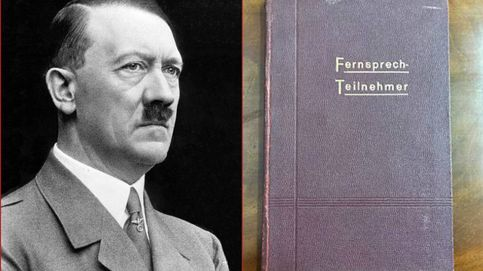 Qué había en la agenda de contactos de Hitler y las claves que contenía