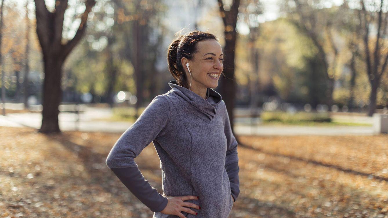 Empieza a correr de forma habitual a los 40 años y logra adelgazar 24 kilos
