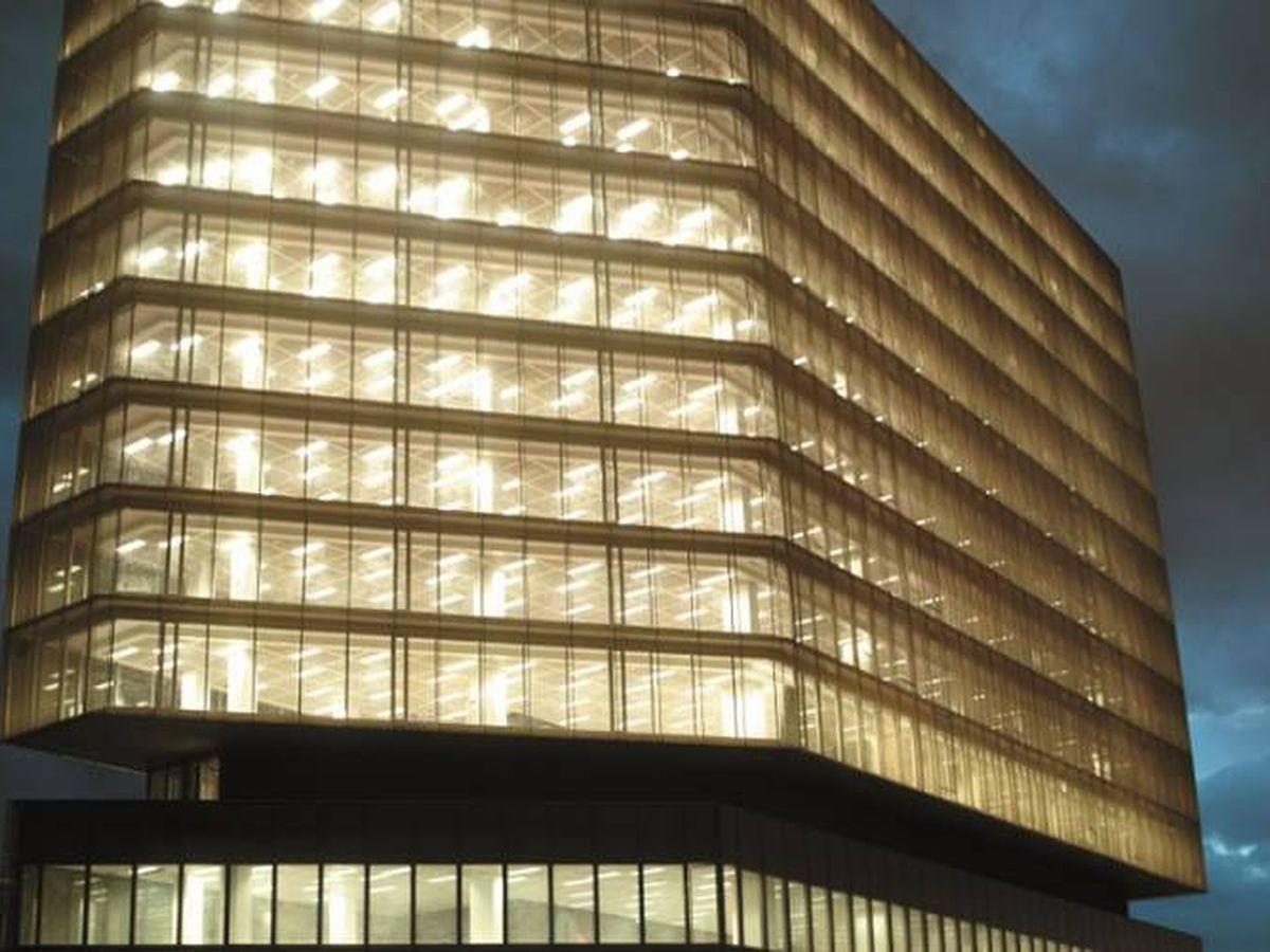 Foto: Sede corporativa de Indra en Barcelona. (Grupo Castellví)