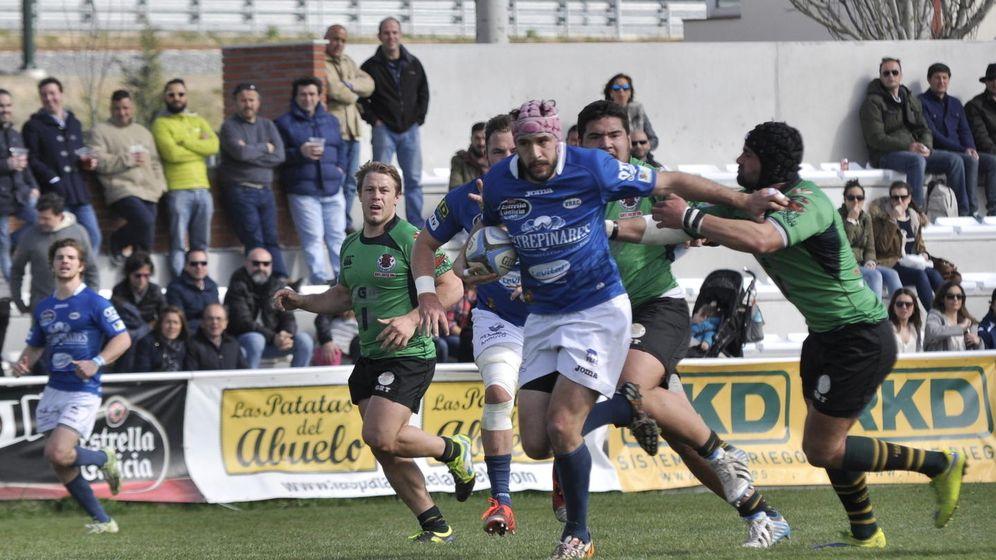 Foto: El VRAC cumple las expectativas de la temporada (FERugby.es).