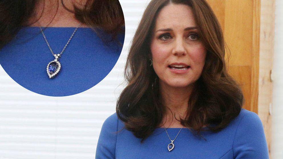 Descubre el precio y el origen del collar más especial de Kate Middleton