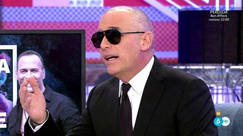 Carlos Lozano abandona 'Sálvame' tras la rajada de su exnovia en 'Sábado Deluxe'