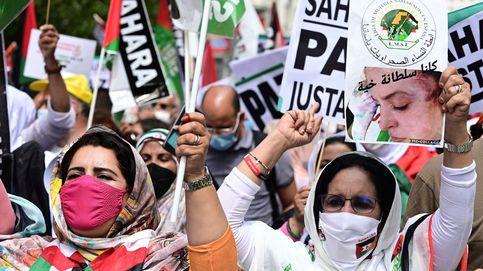 Unos 3.000 manifestantes piden que España se comprometa con la libertad del Sáhara
