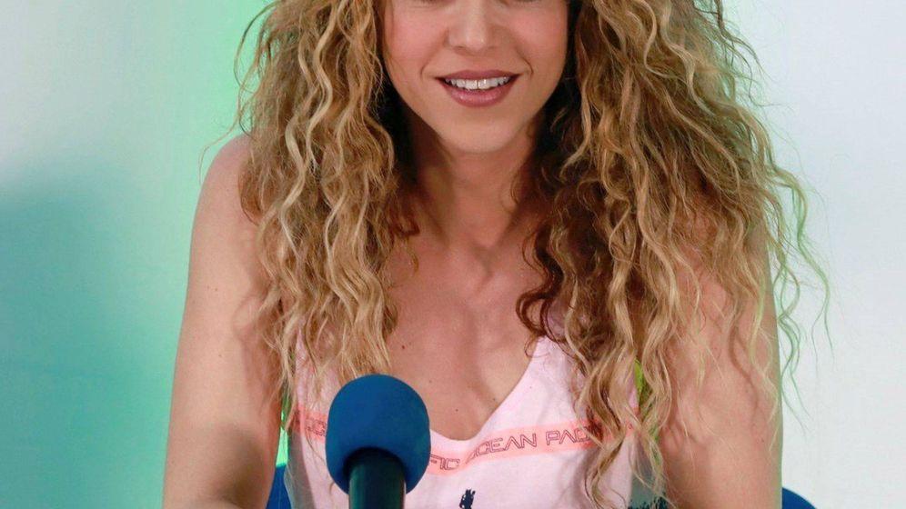 Foto:  Shakira, en una imagen de archivo. (EFE)
