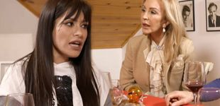 Post de Una bronca entre Lomana y Miriam Saavedra casi se carga la cena de Pocholo