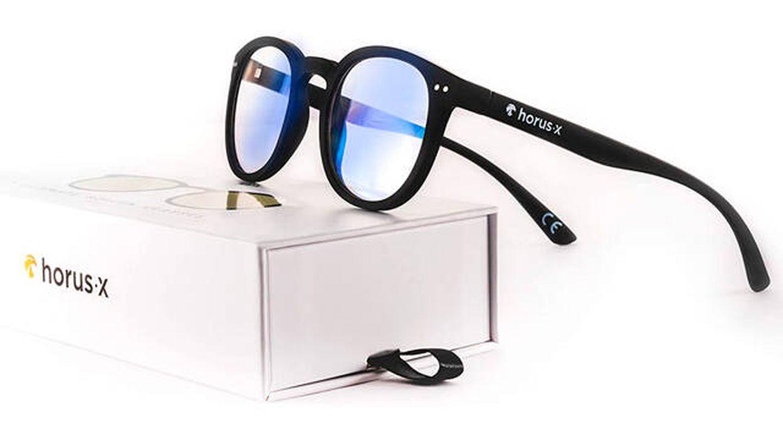 Gafas anti luz azul Horus X con diseño moderno