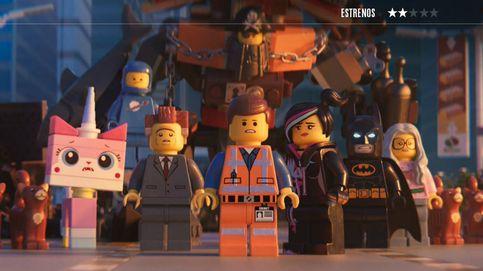 'La LEGO película 2': pisar descalzo una pieza de LEGO duele más que un parto