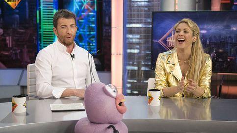 Audiencia de récord: Shakira regresa 8 años después a 'El hormiguero' y hace historia