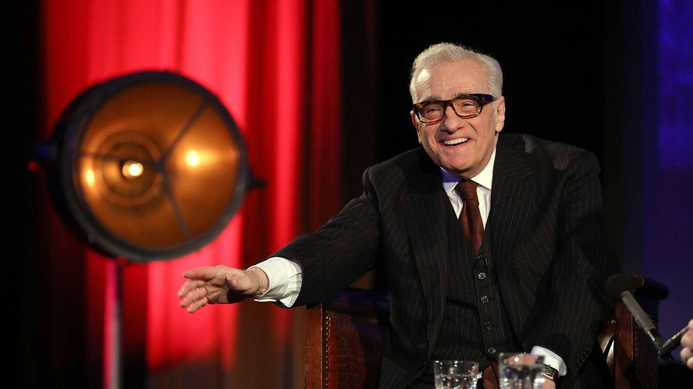 Foto:  Martin Scorsese, durante una entrevista. (Getty)