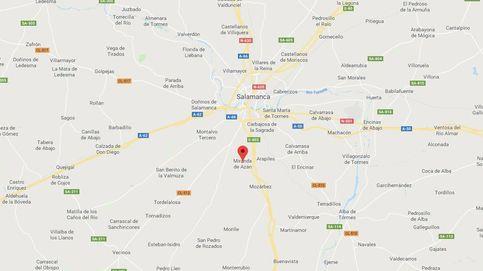 Investigan el incendio en un club de alterne de Salamanca en el que ha muerto una mujer