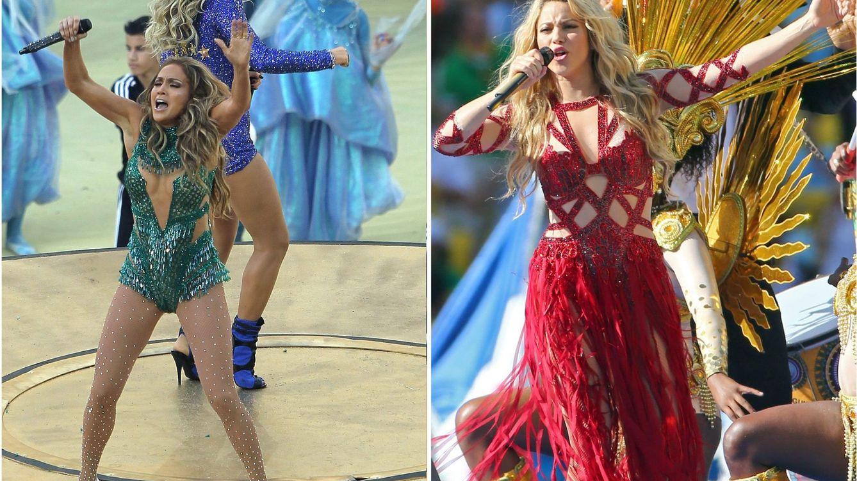 Jennifer López y Shakira cantarán en el intermedio de la Super Bowl