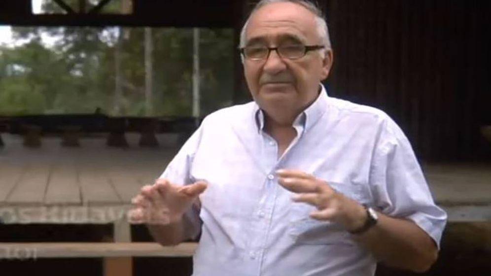 Foto: Carlos Riudavets Montes en un vídeo de Youtube.