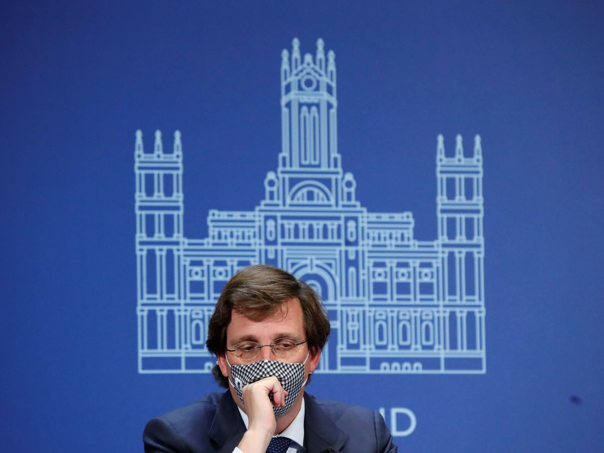 Foto: Almeida augura mayoría absoluta para Ayuso. (EFE)