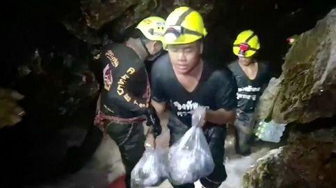 Primera víctima en la cueva de Tailandia: un antiguo marine muere por falta de oxígeno