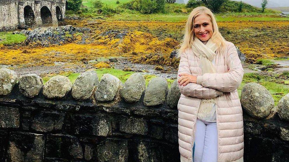Las vacaciones en Escocia de Cristina Cifuentes mientras la imputan por Púnica