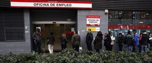 Foto: El empleo entra en barrena: 3.581 puestos de trabajo se destruyen cada día