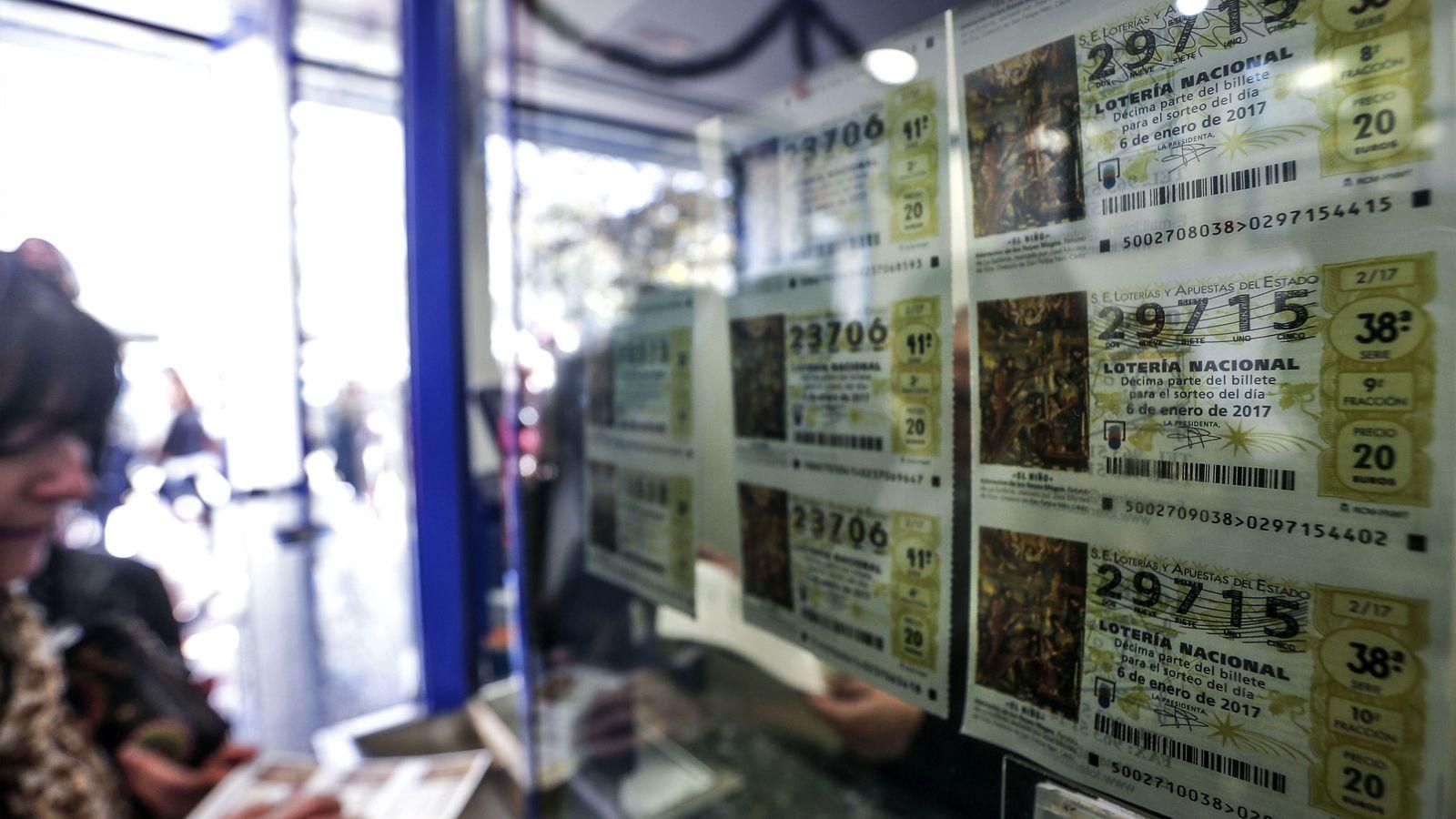Resultado de imagen de loteria robo