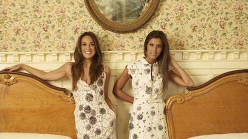 Ana Boyer y Tamara Falcó, las hermanas de 'El Resplandor'