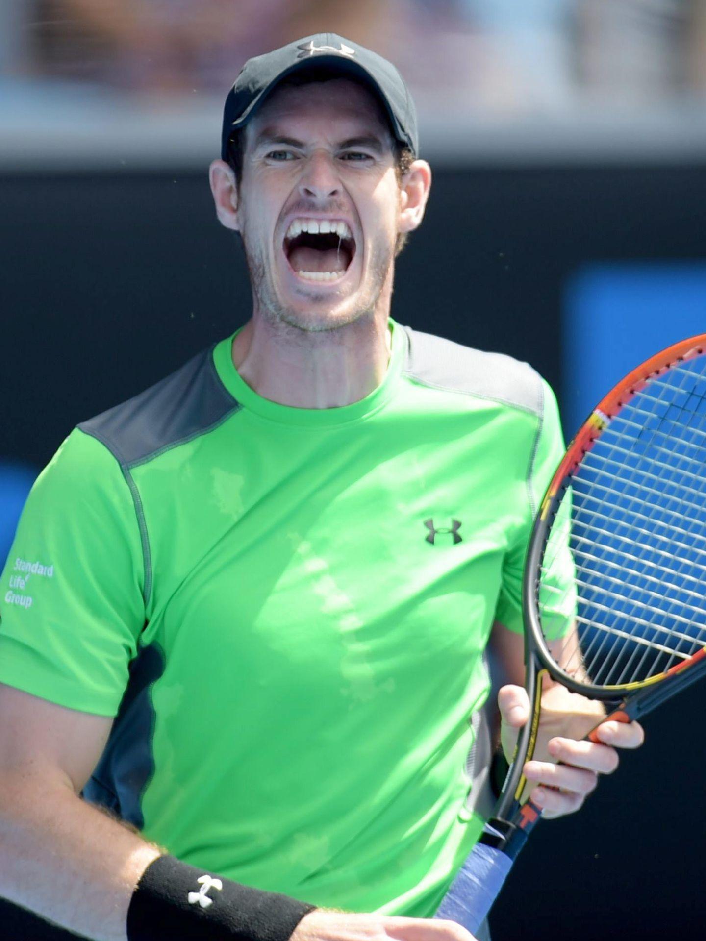 En tenista británico Andy Murray (Efe)
