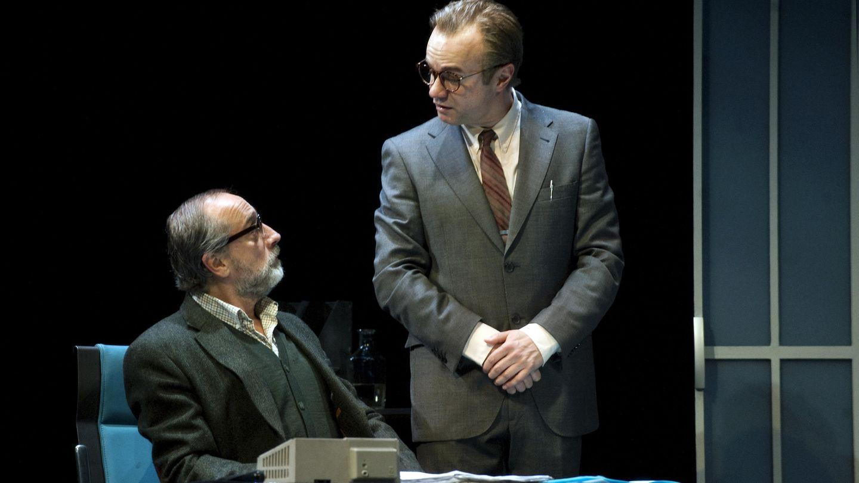 Gonzalo de Castro y Tristán Ulloa, protagonistas de 'Invernadero'