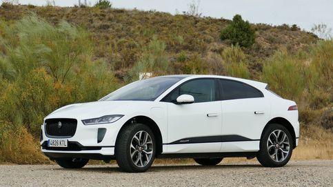 Por qué el SUV eléctrico de Jaguar (i-Pace) rompe a sus rivales